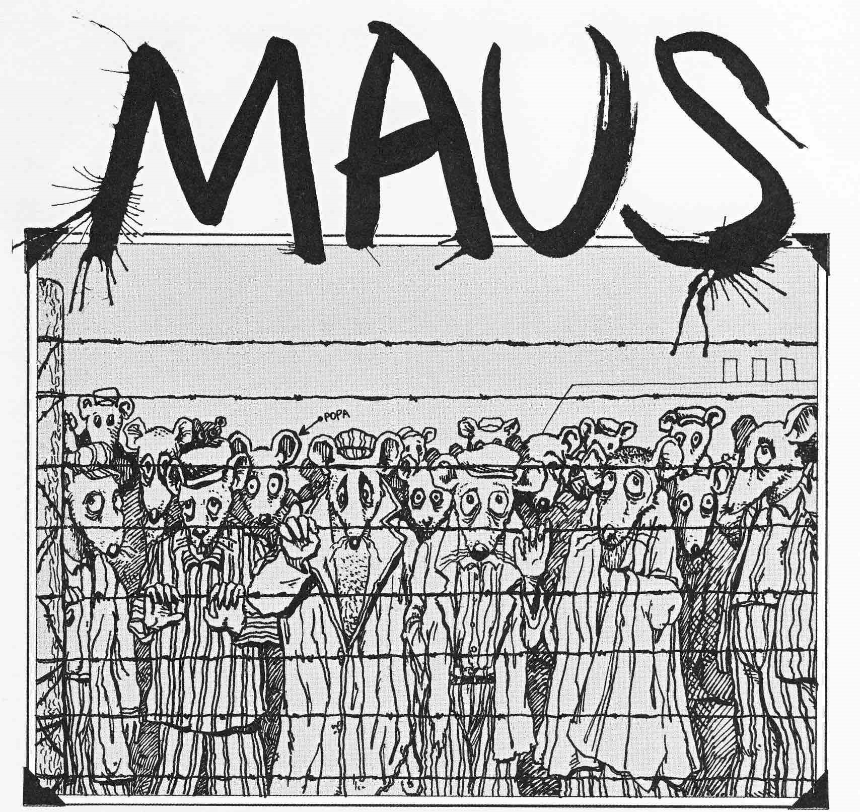 Maus-version-courte-1972-premire-page-case-n1